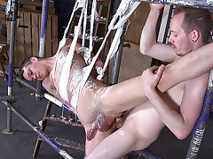 Chav Twink Loves Mouth-watering Youthfull Charley - Charley Cole & Sean Taylor