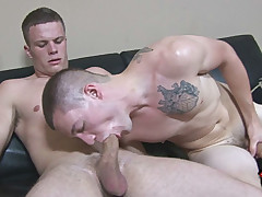 Broke Gay-for-pay Studs - Chad and Bradley