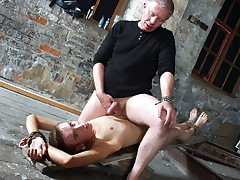 Milked to a jizm tax by be handed on tormentor - Chad Chambers And Sebastian Kane