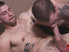 Broke Undeceitful Studs - Promontory and Chad